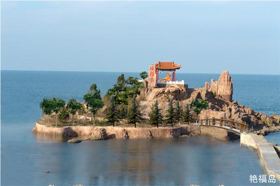 旅游版 旅游景点 福如东海        福如东海风景区是沿中国海岸线上最