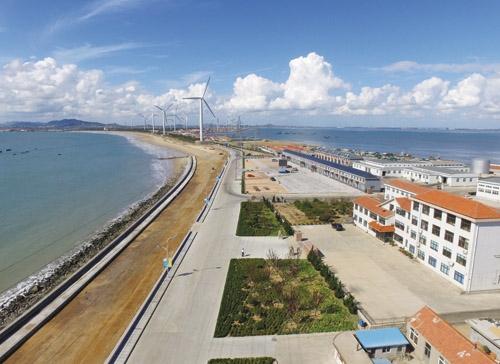 东楮岛风景区获评国家3a级旅游景区